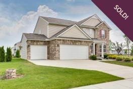 SOLD | 9103 Creekway, Ypsilanti, MI | Creekside Village East