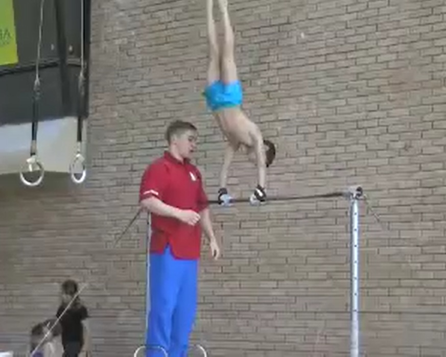 Russian Young Gymnasts