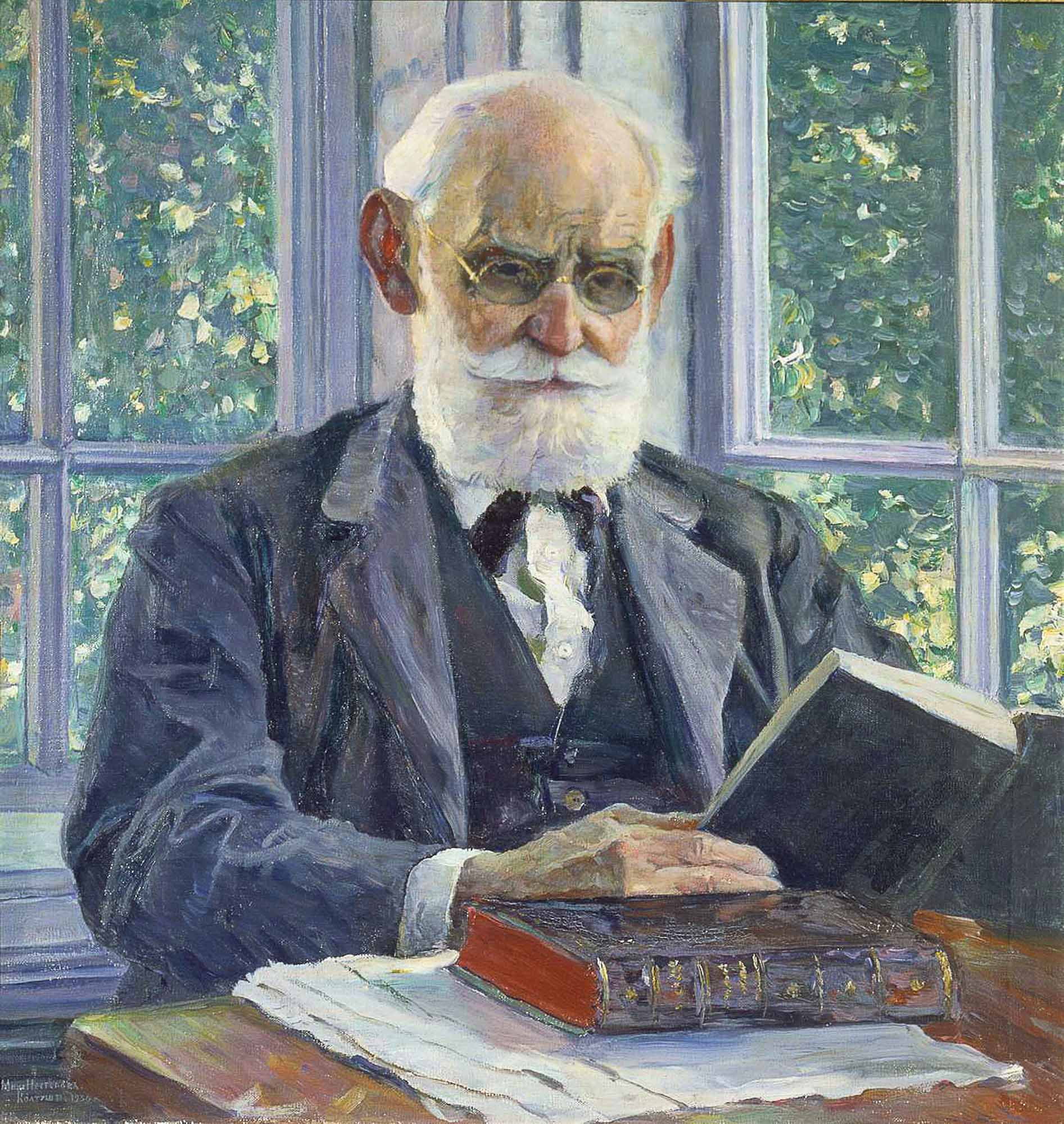 Russian Scientist Ivan Pavlov