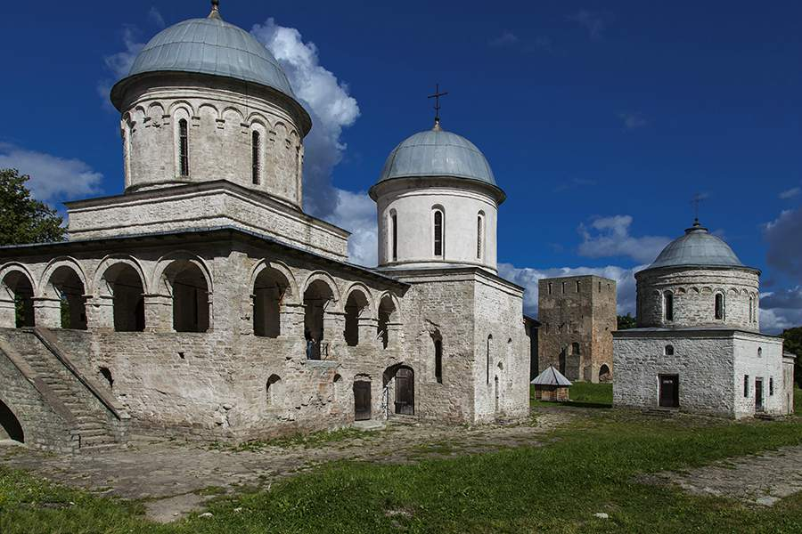 The Cathedral of the Dormition of the Mother of God 2