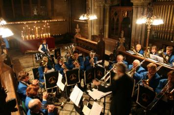 Todmorden Brass Band Concert