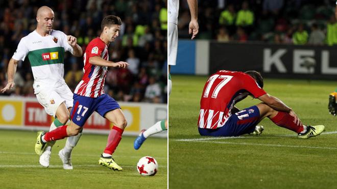 VIDEO: Estas imágenes de los enfados de Vietto y Fernando Torres ya son virales 1