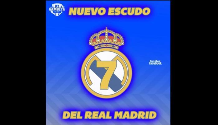 """GALERIA: Los """"memes"""" más compartidos del ridículo mundial del Real Madrid 12"""