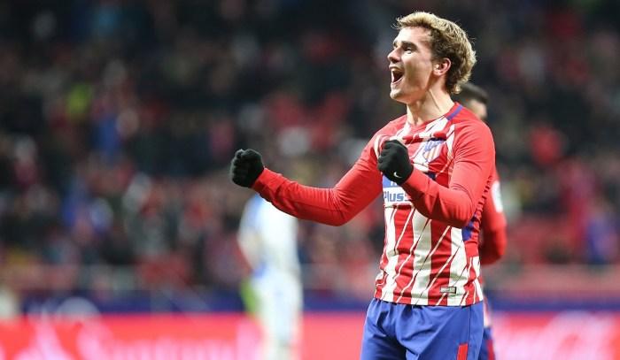 Atlético de Madrid 4-0 Leganés: Griezmann en estado puro 10