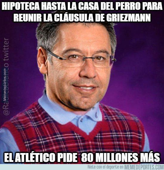 """GALERIA: Los """"memes"""" más divertiros y compartidos del """"caso Griezmann"""" 14"""