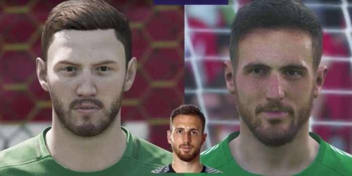 VIDEO VIRAL: Los peculiares rostros de los jugadores del Atlético en PES y FIFA 1