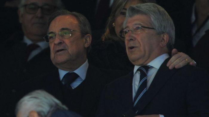 La Razón: El Atlético negocia con 2 futbolistas del Real Madrid 1