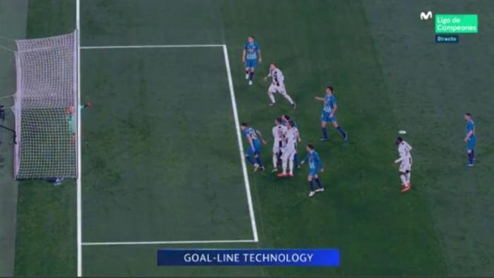 ESCANDALO: Se filtra el vídeo con el que se reclama que el 2-0 de Cristiano no entró 1
