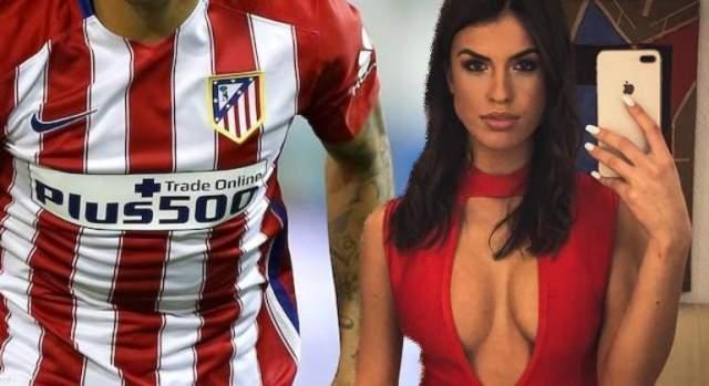 El Economista: Pillan a Sofía Suescun en el Metropolitano y lo relacionan con un futbolista del Atlético