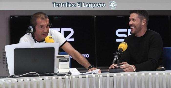 VIDEO: Nueva e impactante entrevista de Simeone en la Cadena SER 1