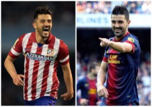 1- David Villa 1