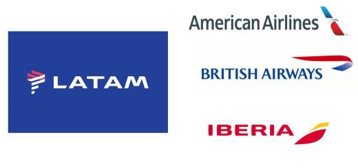IAG American Airlines y Latam