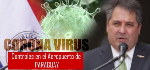 Presidente de Dinac Paraguay