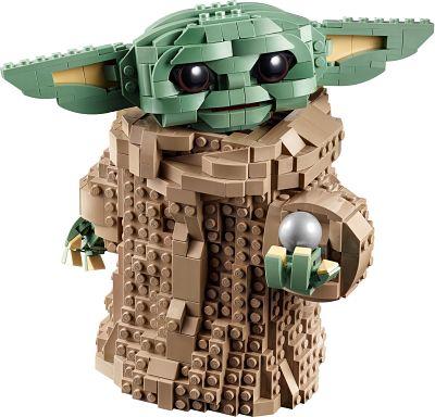 Baby Yoda LEGO 75318 el niño