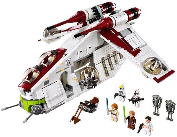 LEGO 75021 Republic Gunship