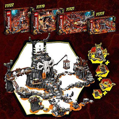 Expansion del set 71722 de LEGO Ninjago