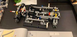 LEGO Technic Porsche 42096