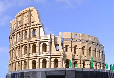 10276 Coliseo romano