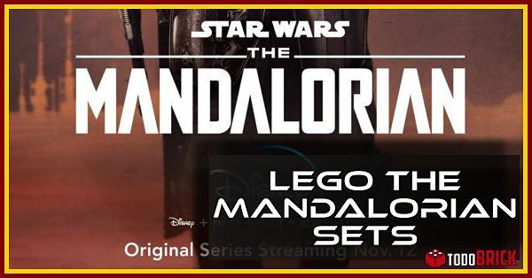 LEGO The Mandalorian todos los sets disponibles