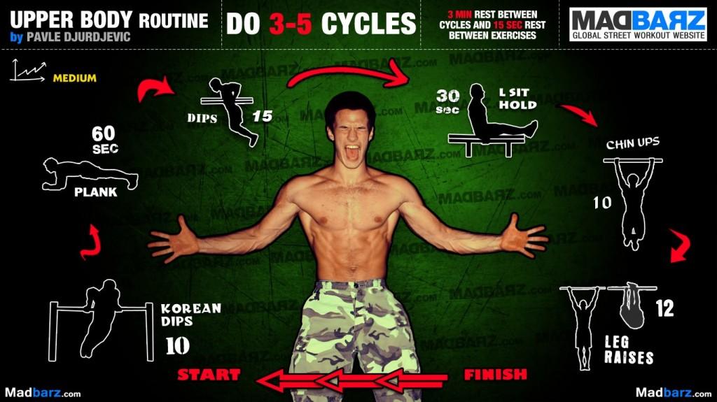 rutina full body jalon abdominales rutina parte alta espalda