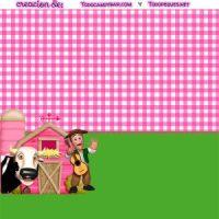 Kit Imprimible Granja de Zenon para ninas Descarga gratis