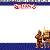 Kit Imprimible ROBLOX Descarga Gratis
