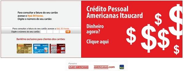 como-solicitar-cartao-credito-lojas-americanas