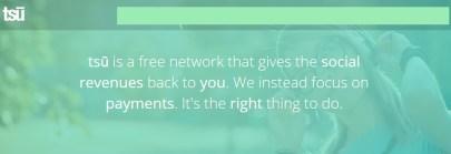 Tsu, A Rede Social Que Te Paga Por Ser Usuario