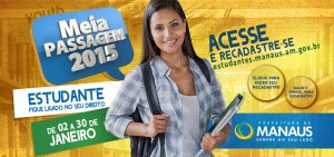 Carteira Estudantil Manaus Cadastro