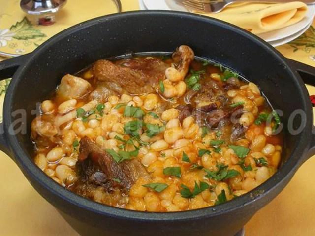 fiestabloguera-Cassoulet-e-pato - recetas saladas