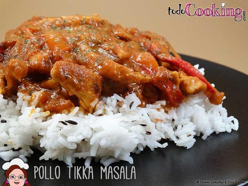 Pollo-Tikka-Masala recetas de pollo y pavo