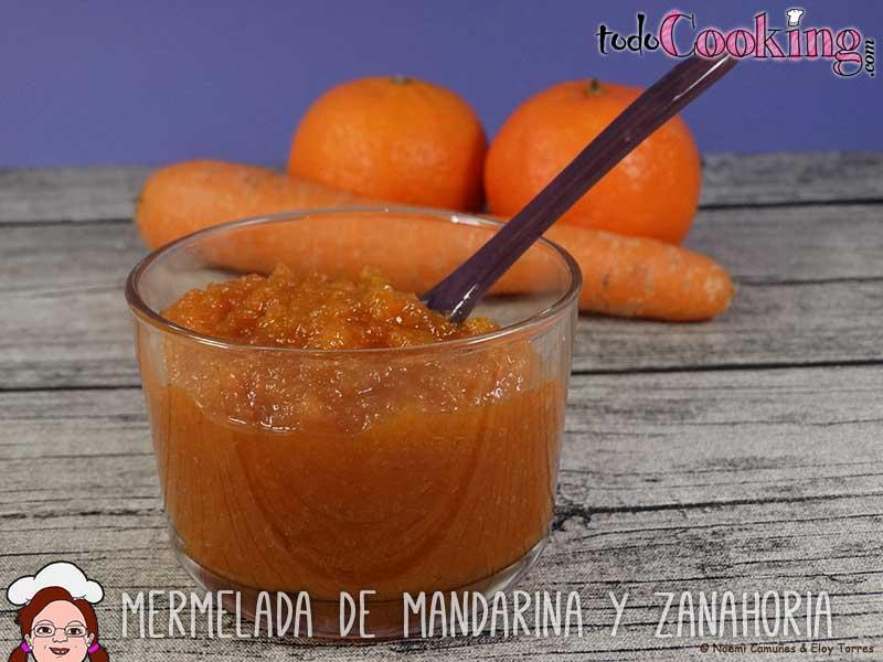 Mermelada-Mandarina-Zanahoria