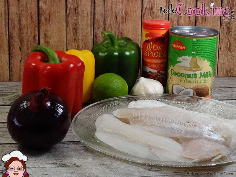 Ingredientes-pescado-en-salsa-de-coco