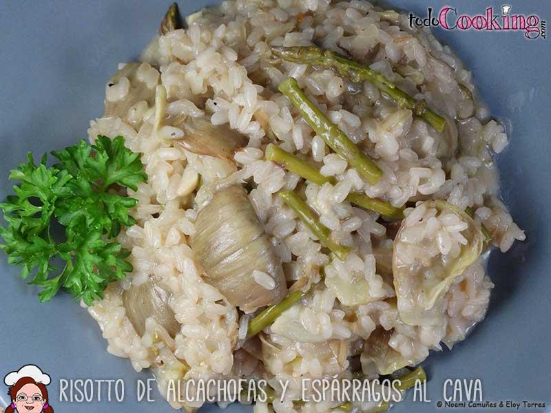 Risotto-Alcachofas-Espárragos-Cava-03