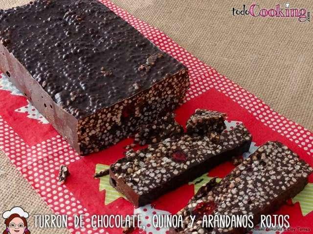 Turron-Chocolate-Quinoa-Arandanos
