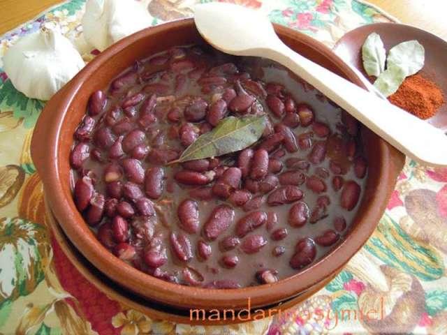 ##Alubias rojas estofadas recetas con legumbres