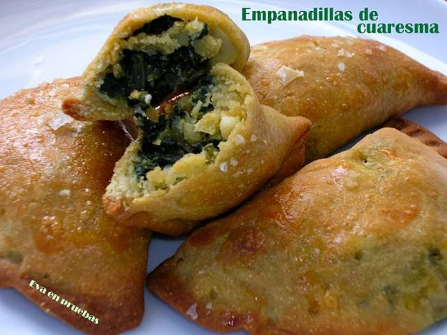 ##Empanadillas-de-Garbanzos,-Bacalao-ahumado,-Espinacas-y-huevo-duro