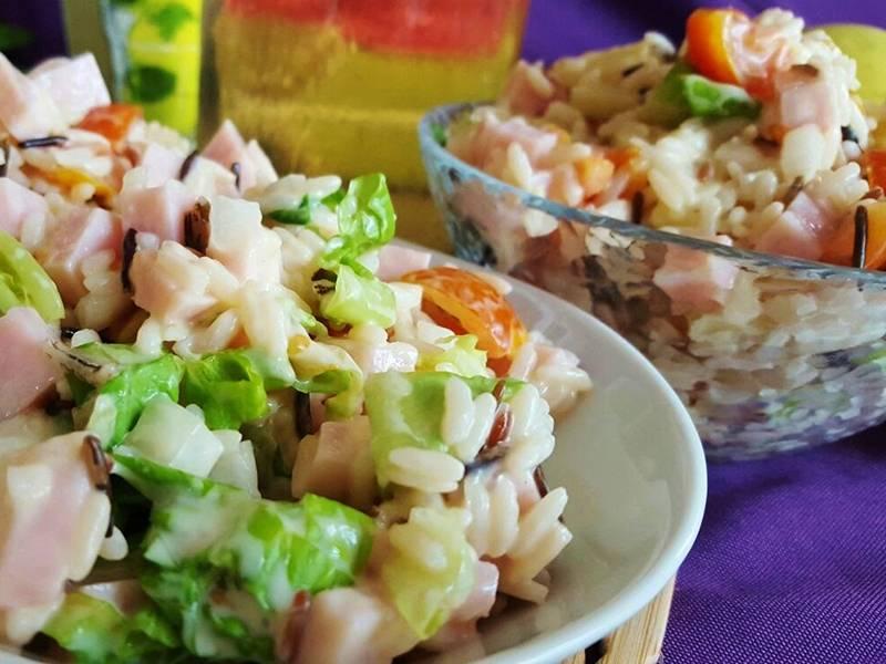 ##Ensalada-de-arroz-con-piña