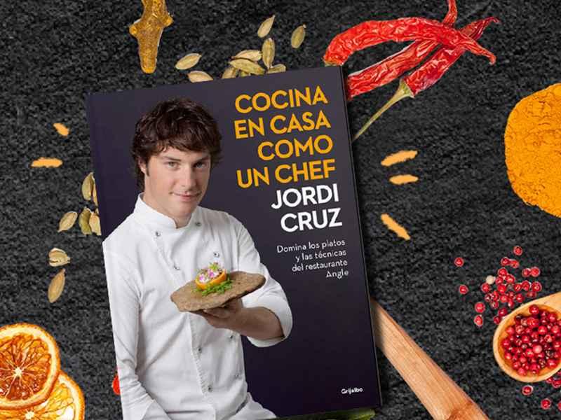 Normogel Quemaduras Libro Jordi Cruz