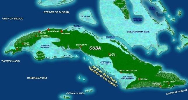 Jardines De La Reina Cuba Turismo Cubano Todocubaonline Com