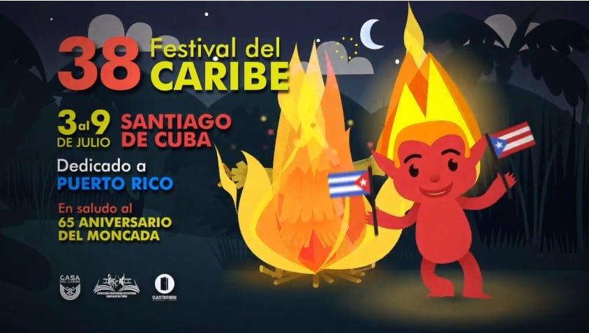 Resultado de imagen para festival del caribe 2018