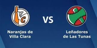 Las Tunas vs Villa Clara