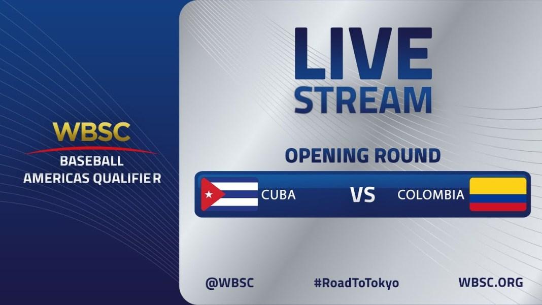 Cuba vs Colombia