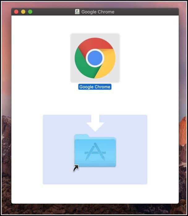 descargar Chrome para MacOS