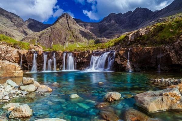 Resultado de imagen para agua de las montañas