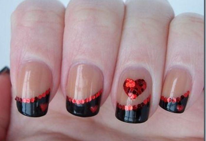 49 Imágenes De Uñas Decoradas Para San Valentín Todo Imágenes