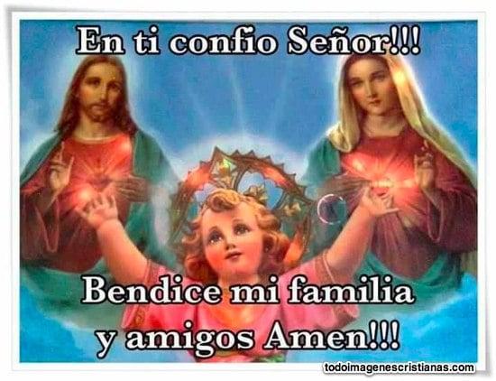 imagenes cristianas con jesus y la virgen maria