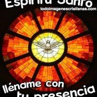 Imágenes Cristianas del Espíritu Santo