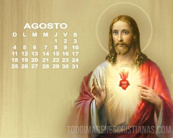 calendario cristiano agosto 2013