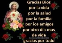 Imágenes Cristianas: Gracias Dios por todo lo que me das